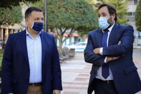 """Núñez lamenta que el único acuerdo del Consejo de Gobierno haya sido """"seguir prohibiendo, seguir cerrando y seguir alargando la situación"""" en la región"""