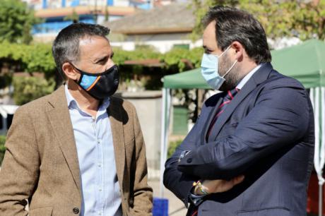 """Núñez seguirá apostando por un modelo de escucha en libertad: """"Voy a defender siempre a nuestros vecinos porque son el futuro de Castilla-La Mancha"""""""
