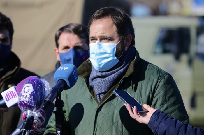 Núñez avanza que el PP presentará mociones en defensa de la hostelería regional en un centenar de ayuntamientos