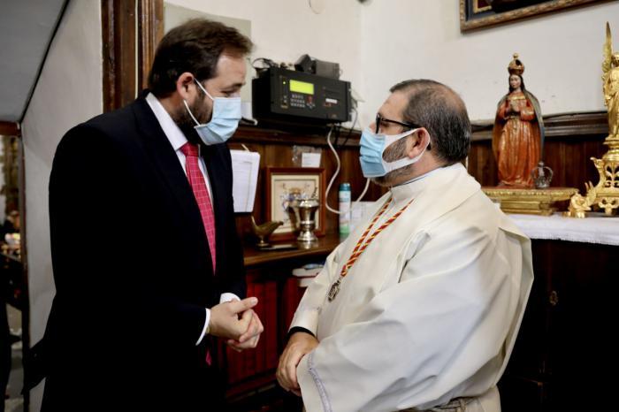 Núñez reclama a Page un protocolo de organización de festejos populares en la región, que compatibilice la economía del sector con las medidas sanitarias