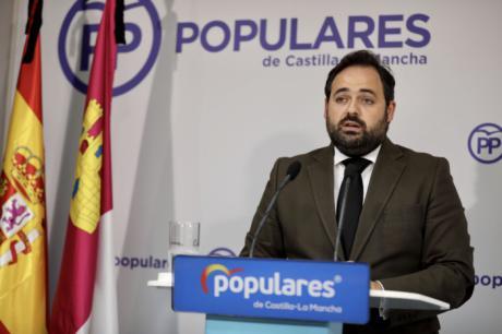 """Núñez destaca las medidas """"serias, rigurosas y realistas"""" de Casado que serían """"muy positivas"""" para Castilla-La Mancha en materia sanitaria, económica y jurídica"""