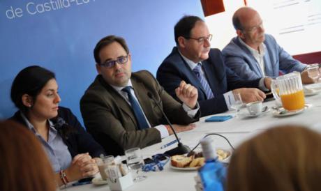 Núñez mantiene la apuesta del PP por el ATC en Villar de Cañas