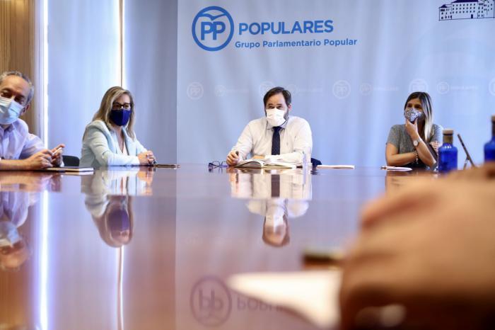 Núñez solicita la reunión urgente de cuatro comisiones para que el Gobierno explique qué se está haciendo para prevenir una segunda pandemia en la región