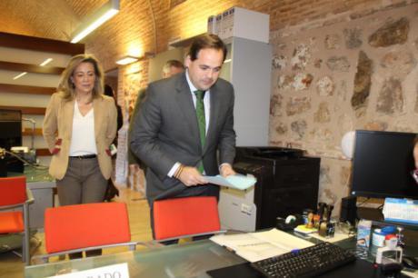 Núñez registra la modificación de la Ley de Caza que Page pactó con Podemos de espaldas al sector
