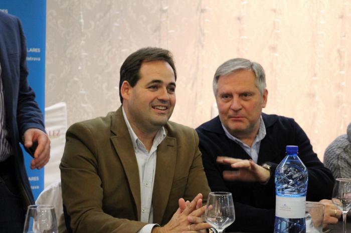 """Núñez resalta que Cañizares es """"el mejor candidato para recuperar la Alcaldía de Ciudad Real"""""""