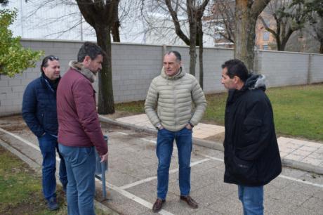 El Ayuntamiento de Tarancón comenzará el lunes las obras para derribar el muro de la Piscina Municipal