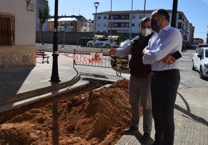 Adjudicadas las obras de mejora de la red de saneamiento en la Avenida Pablo Iglesias y la Calle Archivero Dimas Pérez que comenzarán este próximo lunes