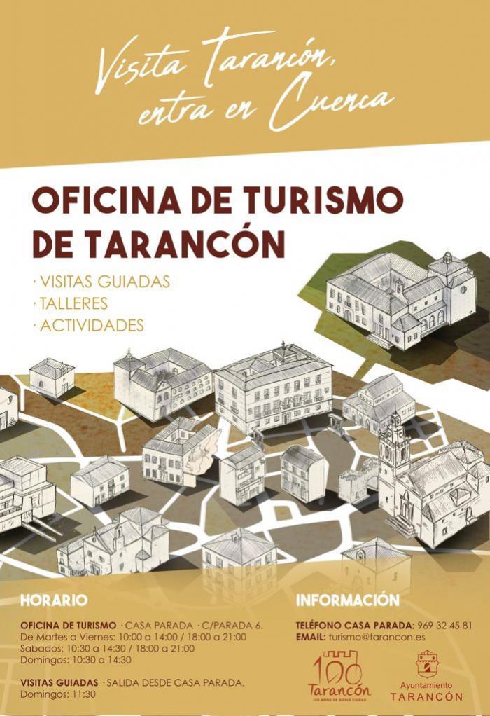 Tarancón abre una oficina de turismo que estará ubicada en Casa Parada