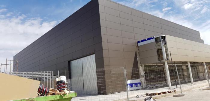 El nuevo edificio 'Felipe VI' para la promoción empresarial se estrena este miércoles en San Clemente