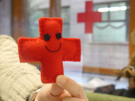 250 personas voluntarias recibirán la visita de Cruz Roja en sus domicilios en agradecimiento a su labor frente a la COVID-19