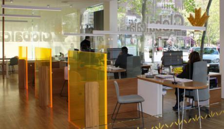 Globalcaja incorpora a su red de oficinas y servicios centrales a 90 estudiantes en prácticas en los seis primeros meses del año