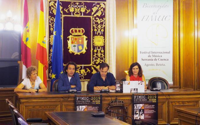 La Fundación Globalcaja Cuenca colabora con el Festival Internacional de Música de Serranía de Cuenca