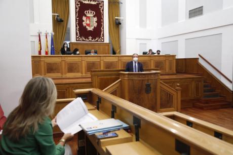 Las Cortes regionales aprueban la nueva Ley del Juego