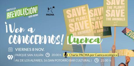 PACMA quiere convertir a Cuenca en la primera provincia 100% ecológica de España