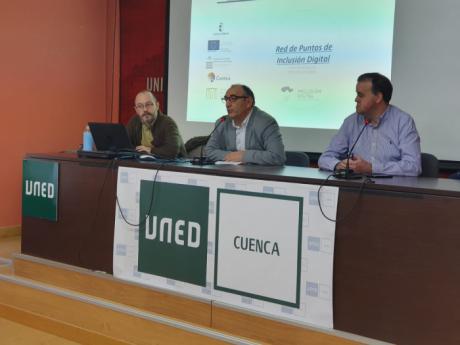 La Diputación invertirá medio millón de euros para abrir 212 Puntos de Inclusión Digital en la provincia de Cuenca