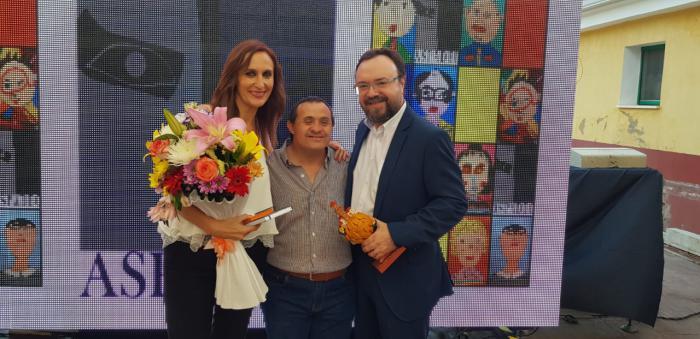 """""""Aquí hay Duende"""", premio """"reconocimiento social a la comunicación"""" de ASPADEC"""