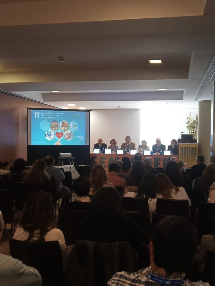 La Gerencia de Cuenca apuesta por la formación y la investigación en Atención Primaria, durante las Jornadas Nacionales de SEMERGEN