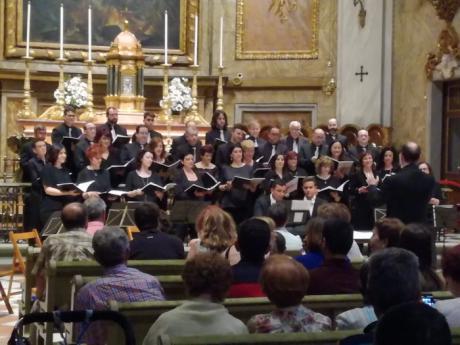 El coro de la Catedral lleva el nombre de Cuenca a Frankfurt