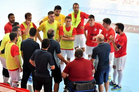 """Luis Saiz: """"El equipo mostró su fuerza en el segundo tiempo"""""""