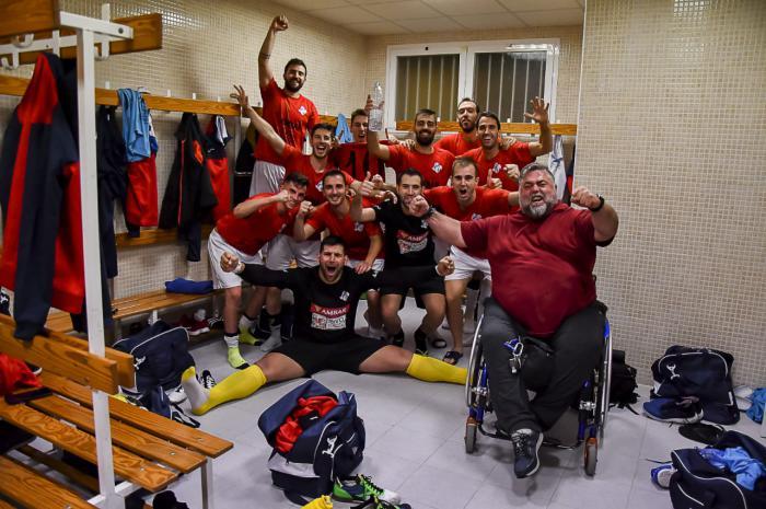 Triunfo de pundonor del FS VivoCuenca ante el Atlético Almonacid (2-7)