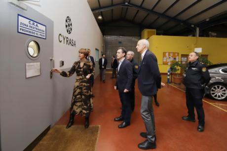 Francisco Tierraseca destaca la colaboración de las Fuerzas y Cuerpos de Seguridad del Estado con la Seguridad Privada