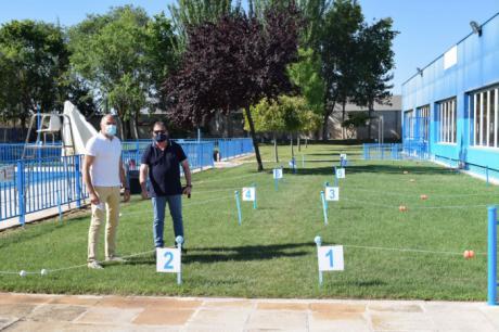 Tarancón abre la piscina de verano desde este viernes 3 de julio manteniendo las medidas higiénico sanitarias