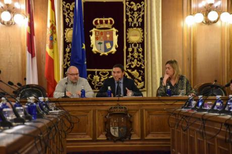 Diputación aprueba por unanimidad el convenio con el SEPEI de Albacete para el servicio de bomberos