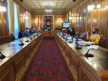 La Diputación aprueba sus presupuestos de 2021 que asciende a 89,9 millones de euros