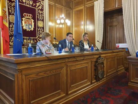 El pleno de la Diputación aprueba la dotación presupuestaria para la construcción de los dos nuevos parques de bomberos