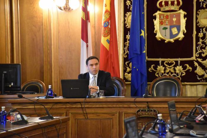 La Diputación aprueba telemáticamente el POS que supondrá una inversión de 8 millones para todos los pueblos de la provincia