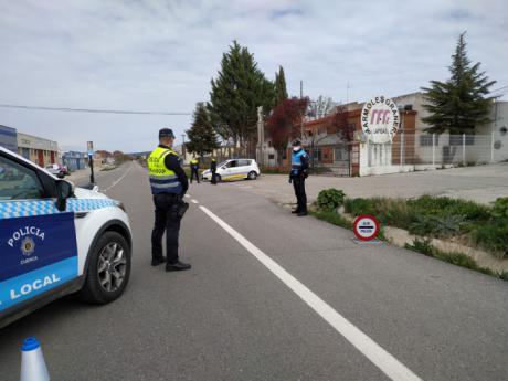 La Semana Santa se salda con 42 propuestas de sanción y 176 identificaciones por parte de Policía Local y Agentes de Movilidad