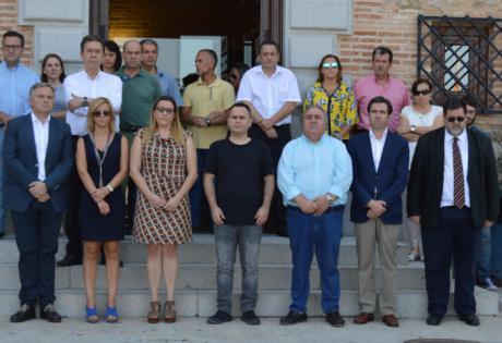 Tirado traslada toda la solidaridad del PP de Castilla-La Mancha a las víctimas del atentado de Barcelona