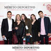 El Club Piragüismo Cuenca en la Gala del Deporte regional