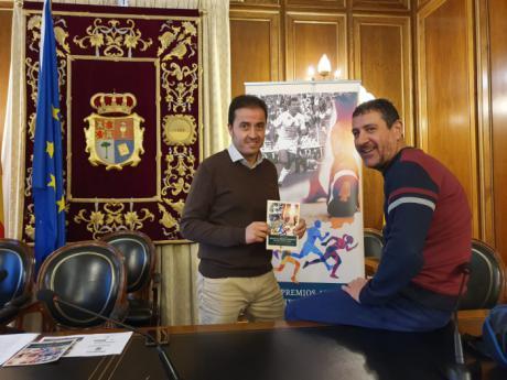 El Ayuntamiento de Iniesta presenta los premios al mérito deportivo 'Antonio López Alfaro' en la Diputación