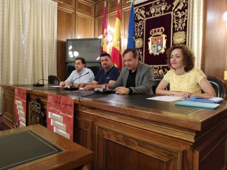 Diputación acoge la presentación del XII ciclo de conciertos 'Ciudad de Huete'
