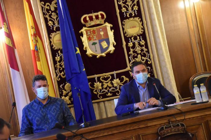 El Plan de Instalaciones Deportivas de la Diputación servirá para invertir 3,8 millones de euros en 73 pueblos de Cuenca