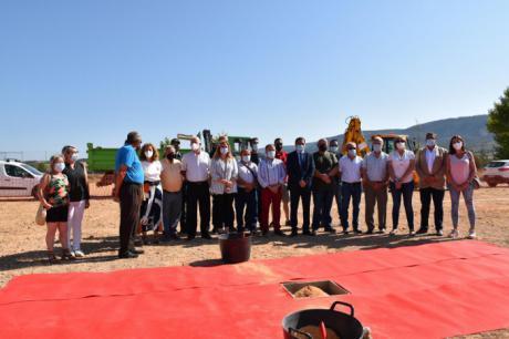 """Los alcaldes y alcaldesas de la Alcarria se sienten aliviados, ya que """"por fin"""" con un presidente socialista se construirá un parque de bomberos"""