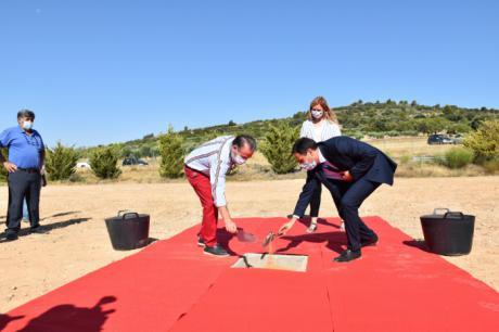 El nuevo parque provincial de bomberos en Priego será una realidad en 24 meses