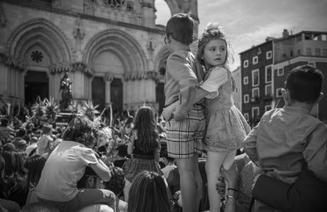 """La instantánea """"Ilusión"""", de Enrique Martínez Gil, ganadora del XII Premio de Fotografía de la JdC"""