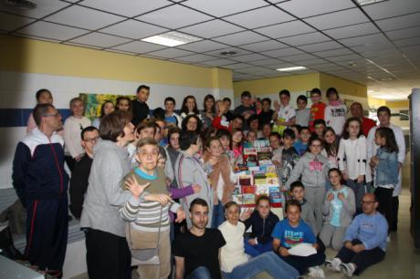 """El Centro de Salud de San Fernando incorpora un punto de lectura gracias al programa """"Biblioteca Solidaria de Castilla-La Mancha"""""""