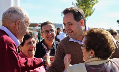 """Núñez reivindica una PAC """"suficiente y adecuada para los agricultores de Castilla-La Mancha"""" y critica los incumplimientos reiterados de Page con el campo"""