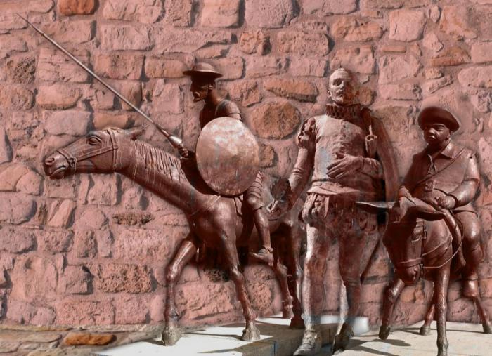 """En vacaciones visite """"País del Quijote"""""""