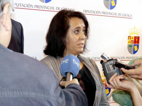 García Casado insta al alcalde de Tarancón a arreglar el recinto ferial para albergar la Feria Regional de Alimentación
