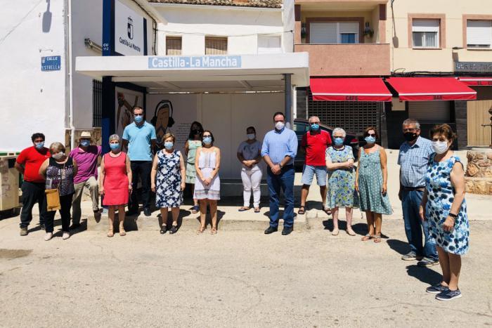 Palomares del Campo se une a los pueblos de la provincia que se quedan aislados sin que pase ningún autobús