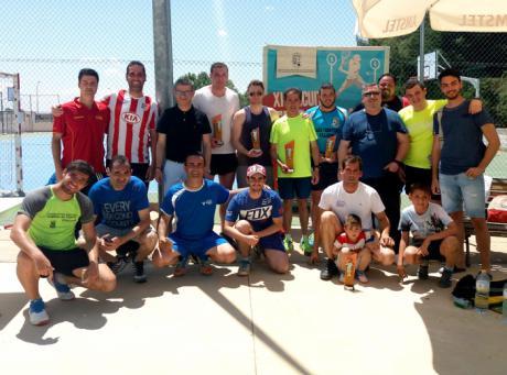 Motilla del Palancar dio el pistoletazo de salida al XI Circuito de Frontenis Diputación de Cuenca 2018