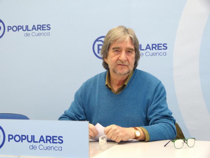 En imagen Pedro Jareño
