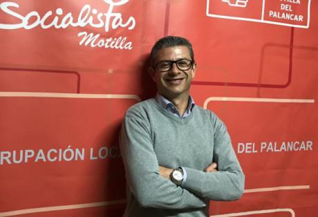 En imagen Pedro Javier Tendero Martínez