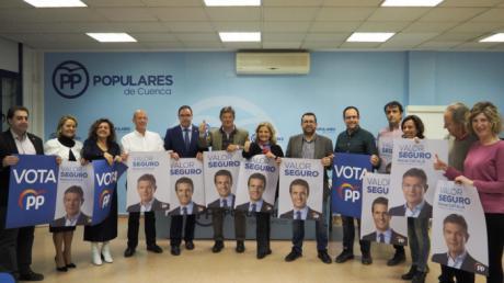 """Catalá pide el voto para que """"el futuro de España no dependa de las alianzas de Sánchez con la extrema izquierda y los independentistas que quieren romper España"""""""