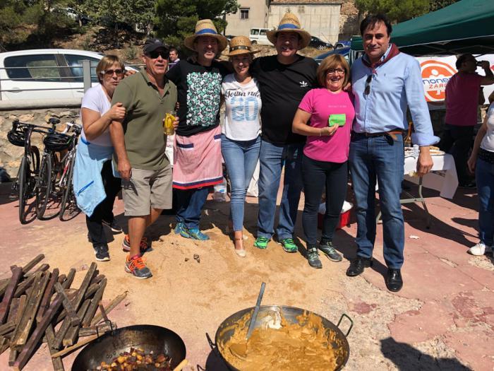 La peña 'Vaca Bar Mal' gana el Concurso de Gachas de San Mateo 2018
