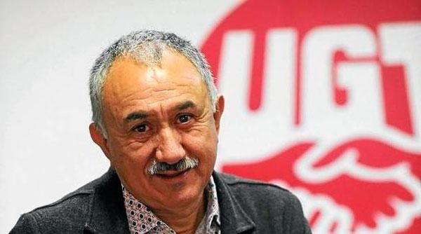 Pepe Álvarez (UGT) aboga por un 1 de mayo 'más reivindicativo que nunca' tras el 28-A